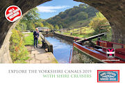 Explore the Pennine canals with Shire Cruisers