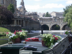 City Breaks on a canal boat
