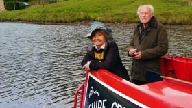 Tim & Pru make 'Grand Canal Journeys'