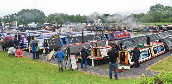 Top 10 canal & river events in 2015