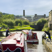 A short break canal holiday in Yorkshire