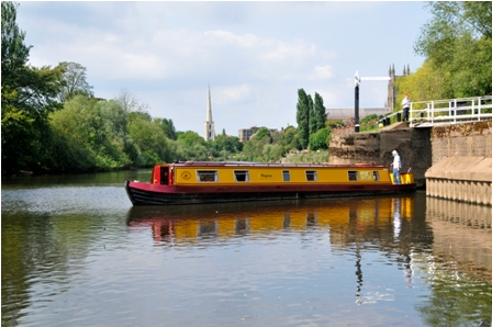 Travel the Mid-Worcestershire Ring and enjoy inspiring artworks along the way