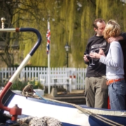 Take a romantic canal boat holiday for two this Valentine's