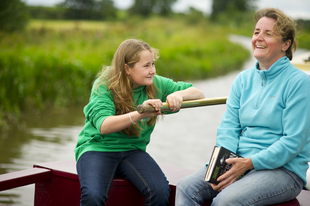 Treat your Mum to a relaxing day afloat