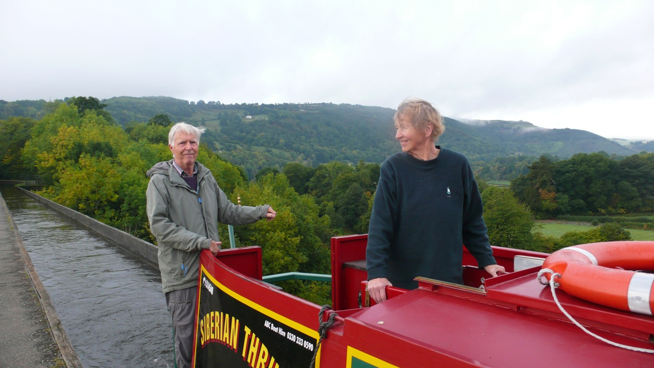 Pacific Yachting reviews the Llangollen