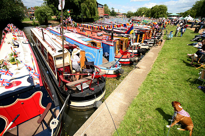 Boaters Flock to Stone Food & Drink Festival