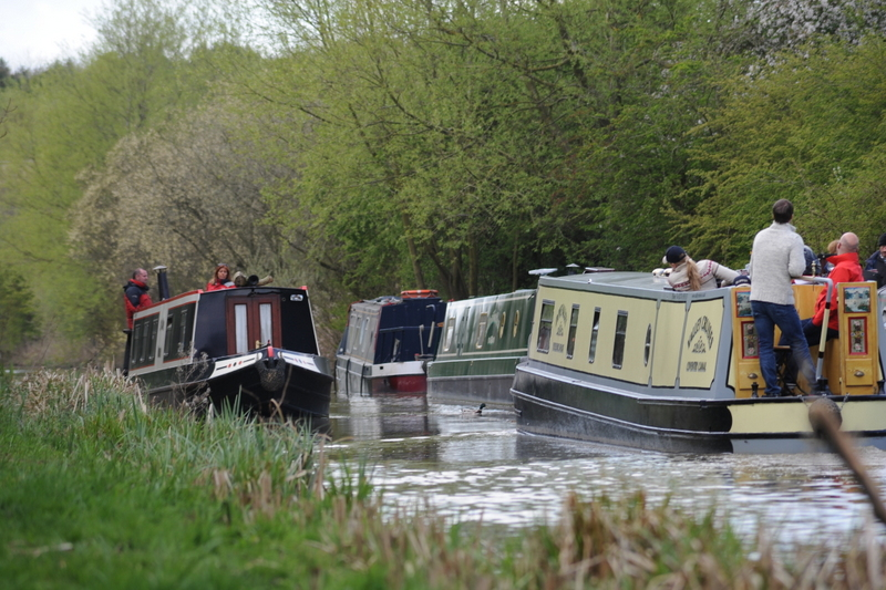 Ten reasons to take a canal boat holiday