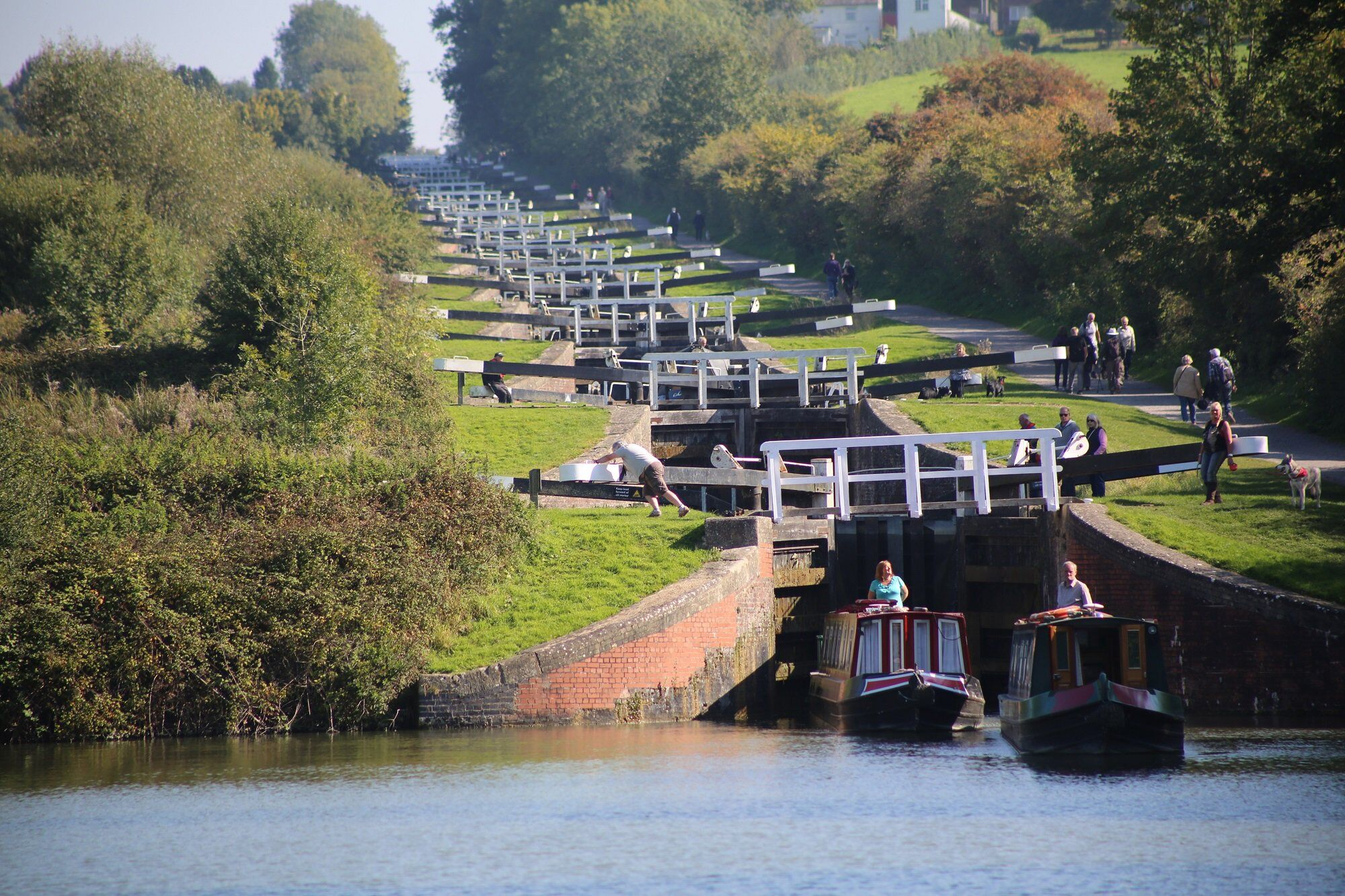 Top 10 canal boat holidays for 2018