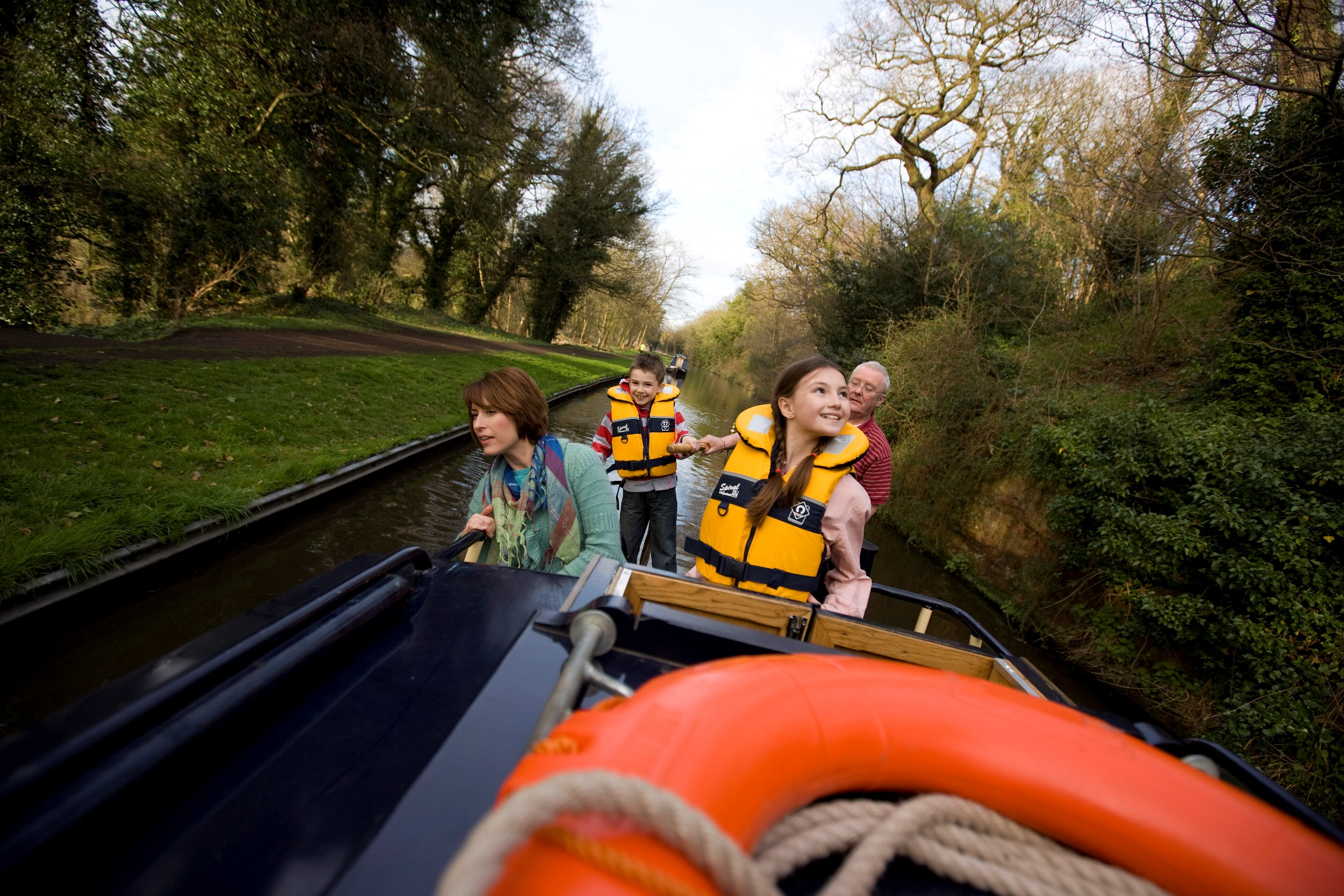 Try canal boating for free at Drifters National Open Day Event