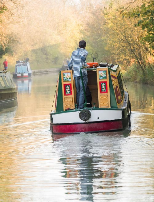Top 5 Yorkshire Canal Boat Holidays