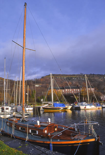 Bowling Basin - Forth & Clyde Canal