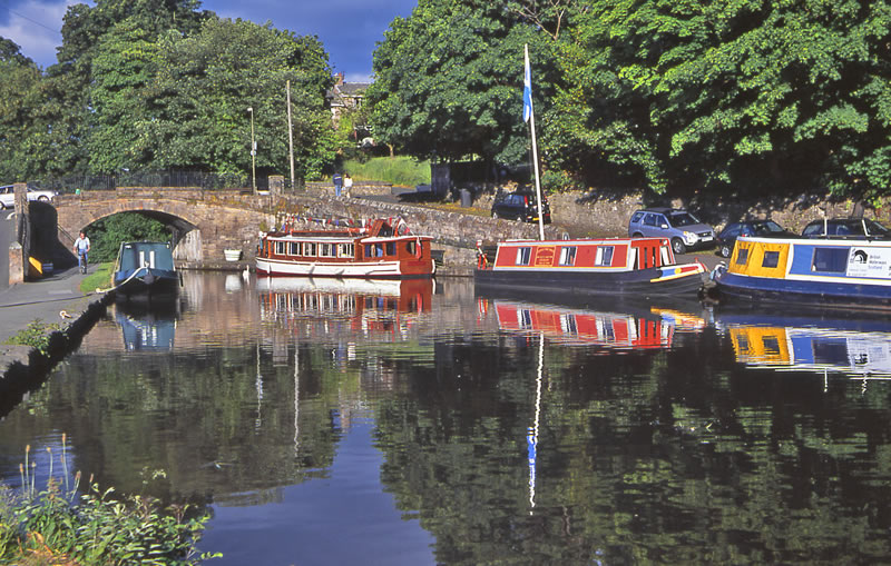 Linlithgow Basin - Union Canal