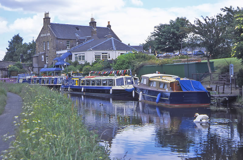Ratho Union Canal