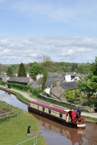 Drifters canal boat holidays newsletter.