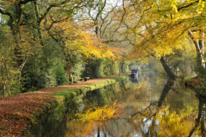 Central England Canals and inland waterways