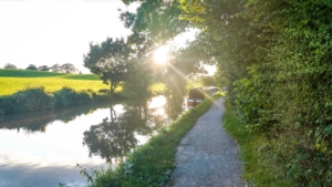 canal holidays in Southern England